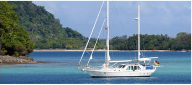 Tropical Vanuatu