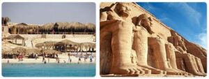 Hurghada Weather Monthly Overview