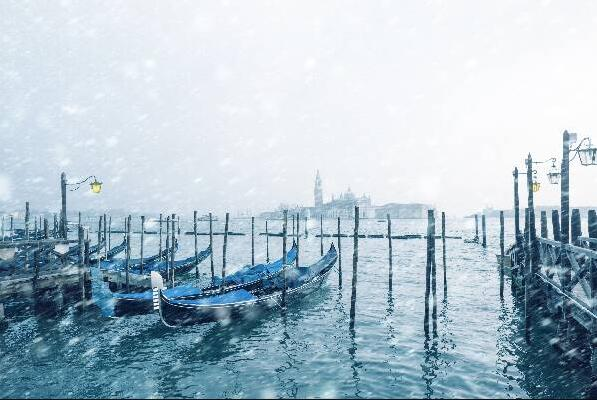 Weather Venice in the winter months