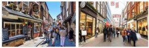 Shopping in U.K.
