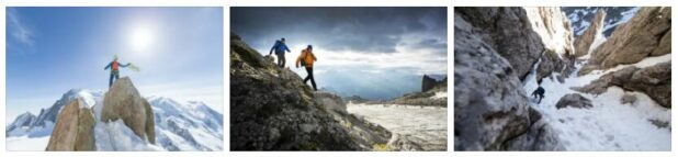 Mountaineering in Europe