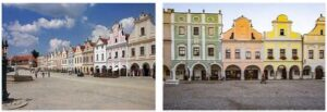 Old Town of Telč (World Heritage)